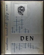 Daingerfield High School - Den Yearbook (Daingerfield, TX) online yearbook collection, 1959 Edition, Page 1