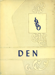 Daingerfield High School - Den Yearbook (Daingerfield, TX) online yearbook collection, 1960 Edition, Page 1