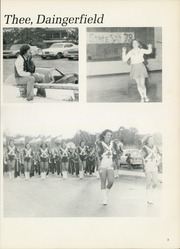 Page 9, 1978 Edition, Daingerfield High School - Den Yearbook (Daingerfield, TX) online yearbook collection
