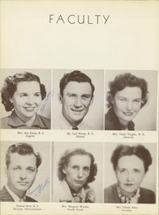Page 16, 1949 Edition, Brownsboro High School - Bear Tracks Yearbook (Brownsboro, TX) online yearbook collection