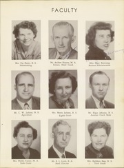 Page 17, 1949 Edition, Brownsboro High School - Bear Tracks Yearbook (Brownsboro, TX) online yearbook collection
