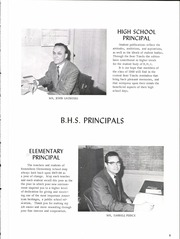 Page 13, 1968 Edition, Brownsboro High School - Bear Tracks Yearbook (Brownsboro, TX) online yearbook collection