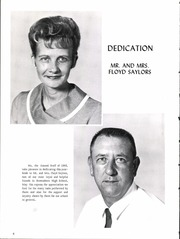 Page 8, 1968 Edition, Brownsboro High School - Bear Tracks Yearbook (Brownsboro, TX) online yearbook collection