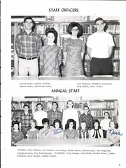 Page 9, 1968 Edition, Brownsboro High School - Bear Tracks Yearbook (Brownsboro, TX) online yearbook collection