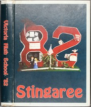 Page 1, 1982 Edition, Victoria High School - Stingaree Yearbook (Victoria, TX) online yearbook collection