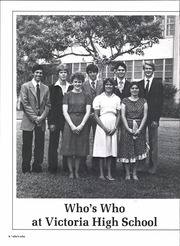 Page 12, 1982 Edition, Victoria High School - Stingaree Yearbook (Victoria, TX) online yearbook collection