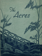 Ursuline Academy - Acres Yearbook (Dallas, TX) online yearbook collection, 1952 Edition, Page 1