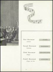 Page 15, 1957 Edition, Ursuline Academy - Acres Yearbook (Dallas, TX) online yearbook collection