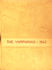Page 1, 1942 Edition, Vernon High School - Yamparika Yearbook (Vernon, TX) online yearbook collection