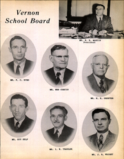 Page 11, 1942 Edition, Vernon High School - Yamparika Yearbook (Vernon, TX) online yearbook collection
