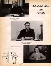 Page 12, 1942 Edition, Vernon High School - Yamparika Yearbook (Vernon, TX) online yearbook collection