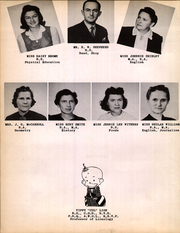 Page 14, 1942 Edition, Vernon High School - Yamparika Yearbook (Vernon, TX) online yearbook collection