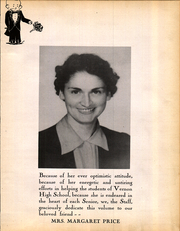 Page 9, 1942 Edition, Vernon High School - Yamparika Yearbook (Vernon, TX) online yearbook collection