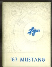 1967 Edition, Franklin D Roosevelt High School - Mustang Yearbook (Dallas, TX)
