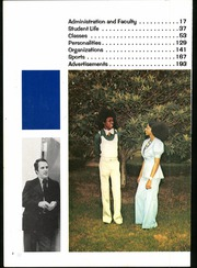 Page 6, 1974 Edition, Franklin D Roosevelt High School - Mustang Yearbook (Dallas, TX) online yearbook collection