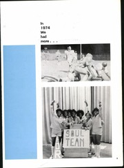 Page 7, 1974 Edition, Franklin D Roosevelt High School - Mustang Yearbook (Dallas, TX) online yearbook collection