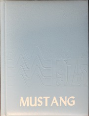 1975 Edition, Franklin D Roosevelt High School - Mustang Yearbook (Dallas, TX)