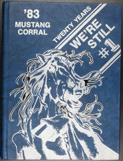 Page 1, 1983 Edition, Franklin D Roosevelt High School - Mustang Yearbook (Dallas, TX) online yearbook collection