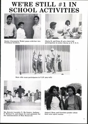 Page 15, 1983 Edition, Franklin D Roosevelt High School - Mustang Yearbook (Dallas, TX) online yearbook collection