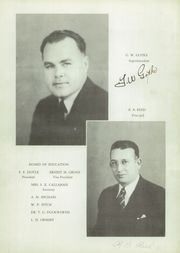 Page 10, 1937 Edition, Alamo Heights High School - Olmos Yearbook (San Antonio, TX) online yearbook collection