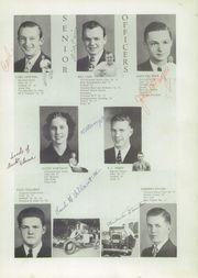 Page 13, 1937 Edition, Alamo Heights High School - Olmos Yearbook (San Antonio, TX) online yearbook collection