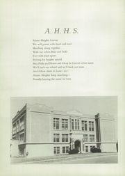 Page 8, 1937 Edition, Alamo Heights High School - Olmos Yearbook (San Antonio, TX) online yearbook collection