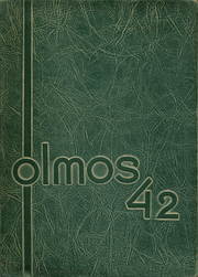 Page 1, 1942 Edition, Alamo Heights High School - Olmos Yearbook (San Antonio, TX) online yearbook collection