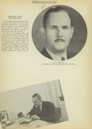 Page 11, 1942 Edition, Alamo Heights High School - Olmos Yearbook (San Antonio, TX) online yearbook collection