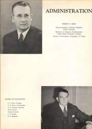 Page 10, 1945 Edition, Alamo Heights High School - Olmos Yearbook (San Antonio, TX) online yearbook collection