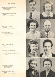 Page 13, 1945 Edition, Alamo Heights High School - Olmos Yearbook (San Antonio, TX) online yearbook collection