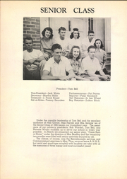 Page 16, 1945 Edition, Alamo Heights High School - Olmos Yearbook (San Antonio, TX) online yearbook collection