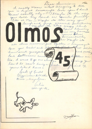 Page 5, 1945 Edition, Alamo Heights High School - Olmos Yearbook (San Antonio, TX) online yearbook collection