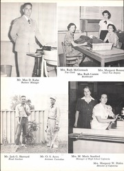 Page 16, 1953 Edition, Alamo Heights High School - Olmos Yearbook (San Antonio, TX) online yearbook collection
