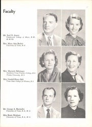 Page 17, 1953 Edition, Alamo Heights High School - Olmos Yearbook (San Antonio, TX) online yearbook collection