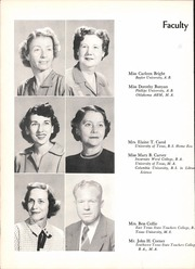 Page 18, 1953 Edition, Alamo Heights High School - Olmos Yearbook (San Antonio, TX) online yearbook collection