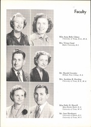 Page 20, 1953 Edition, Alamo Heights High School - Olmos Yearbook (San Antonio, TX) online yearbook collection