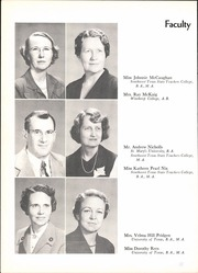 Page 22, 1953 Edition, Alamo Heights High School - Olmos Yearbook (San Antonio, TX) online yearbook collection