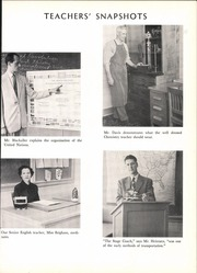 Page 25, 1953 Edition, Alamo Heights High School - Olmos Yearbook (San Antonio, TX) online yearbook collection