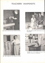 Page 26, 1953 Edition, Alamo Heights High School - Olmos Yearbook (San Antonio, TX) online yearbook collection
