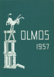1957 Edition, Alamo Heights High School - Olmos Yearbook (San Antonio, TX)