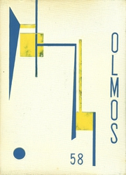 1958 Edition, Alamo Heights High School - Olmos Yearbook (San Antonio, TX)