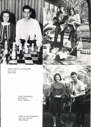 Page 133, 1965 Edition, Alamo Heights High School - Olmos Yearbook (San Antonio, TX) online yearbook collection
