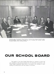 Page 22, 1965 Edition, Alamo Heights High School - Olmos Yearbook (San Antonio, TX) online yearbook collection