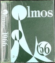 1966 Edition, Alamo Heights High School - Olmos Yearbook (San Antonio, TX)