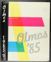 1985 Edition, Alamo Heights High School - Olmos Yearbook (San Antonio, TX)