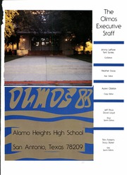 Page 5, 1988 Edition, Alamo Heights High School - Olmos Yearbook (San Antonio, TX) online yearbook collection