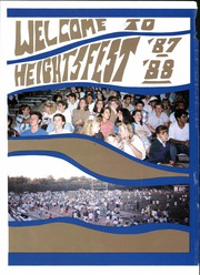 Page 6, 1988 Edition, Alamo Heights High School - Olmos Yearbook (San Antonio, TX) online yearbook collection