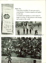 Page 9, 1973 Edition, Parkland High School - Arena Yearbook (El Paso, TX) online yearbook collection