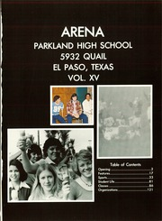 Page 5, 1976 Edition, Parkland High School - Arena Yearbook (El Paso, TX) online yearbook collection