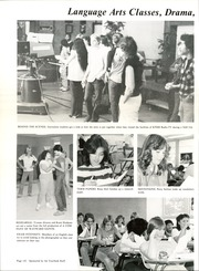 Page 146, 1984 Edition, Parkland High School - Arena Yearbook (El Paso, TX) online yearbook collection